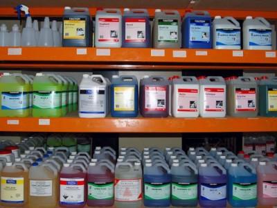 Hoá chất vệ sinh công nghiệp